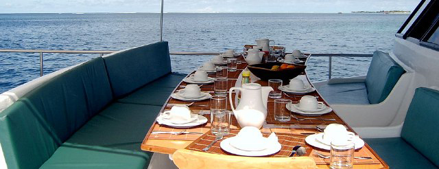 Star Sur Maldives Boat Trip accom