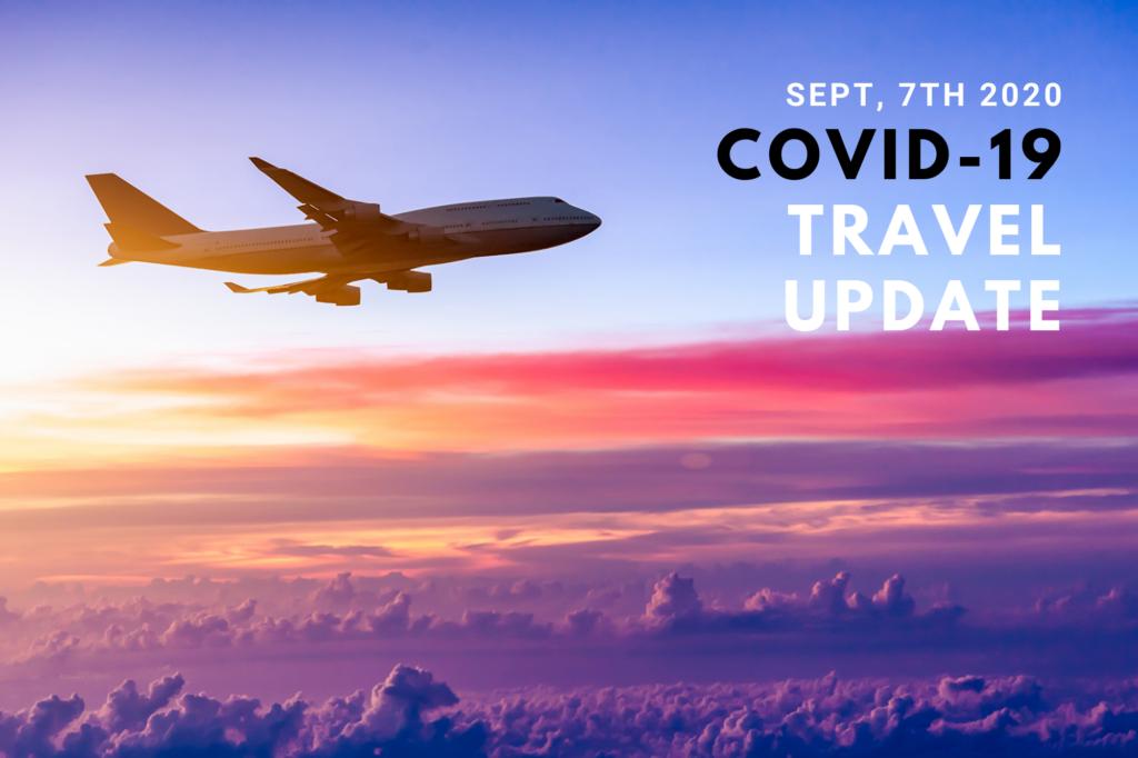 Blog 7-9-2020 Covid Travel Update Header