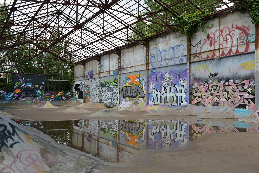 Blog | Bordeau City Break | Skate Park