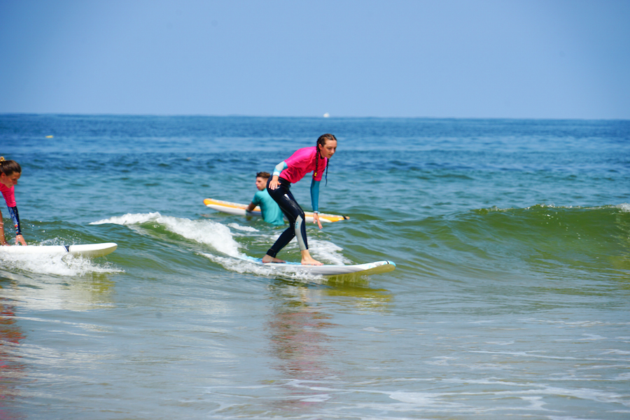 Summer 2019 | Surf Camp Moliets Deluxe | 900x600 | Surf Lesson