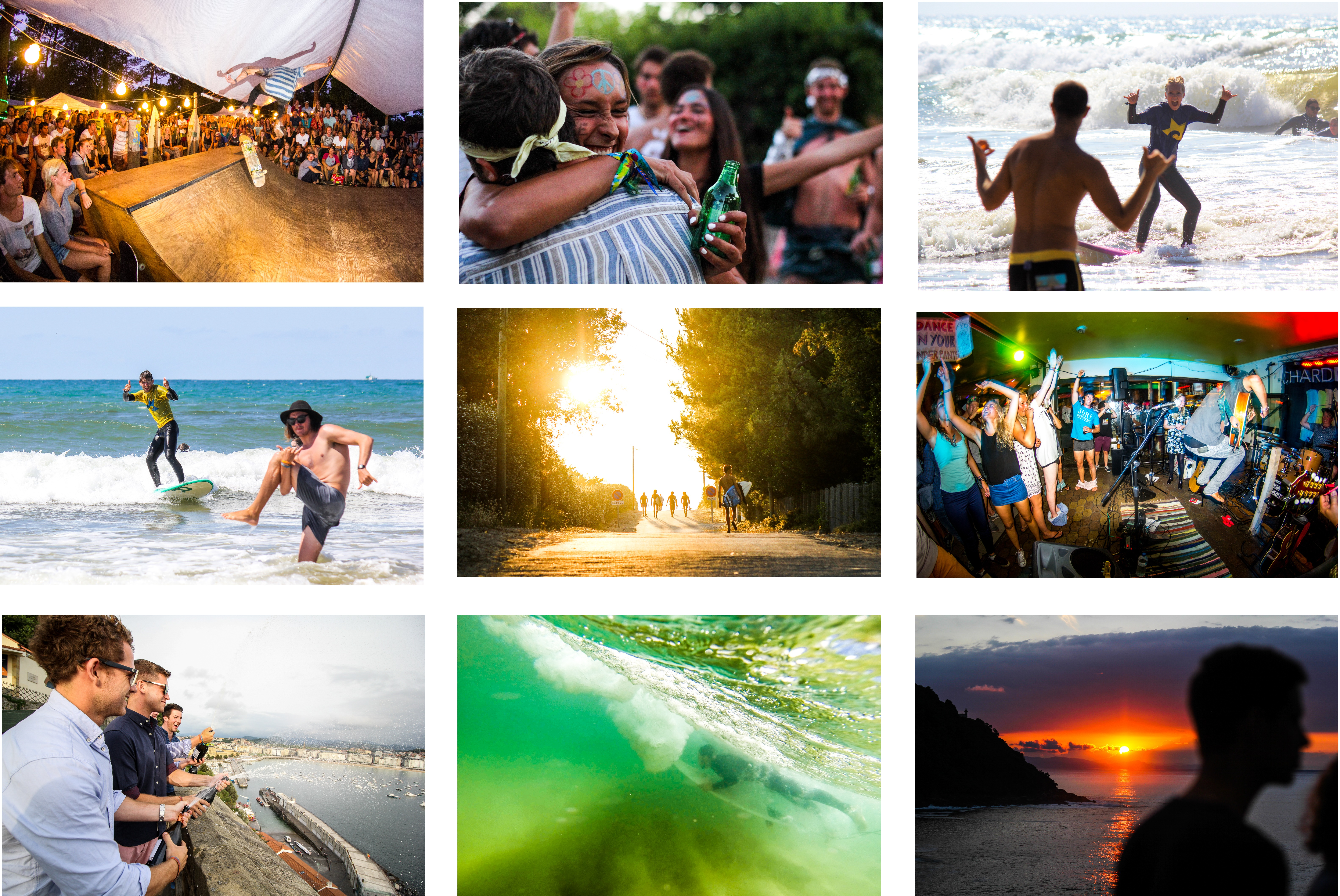 International Surfing Day Star Surf Camps France